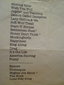 Setlist photo from Grant Lee Buffalo - Vicar Street, Dublin, Ireland - 17. May 2011